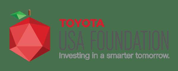 Toyota USA Foundation Logo