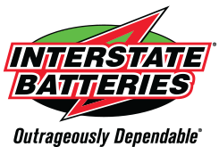 Interstate Batteries Logo Partner of TechForce Foundation